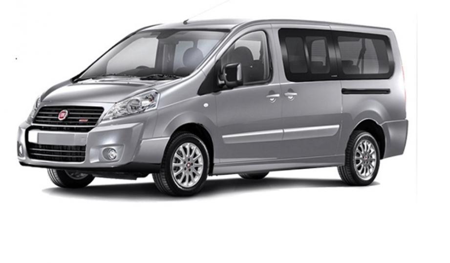 Fiat Scudo 9-seater Mini Van