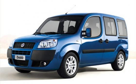 Fiat Doblo 7-seater Mini-Bus