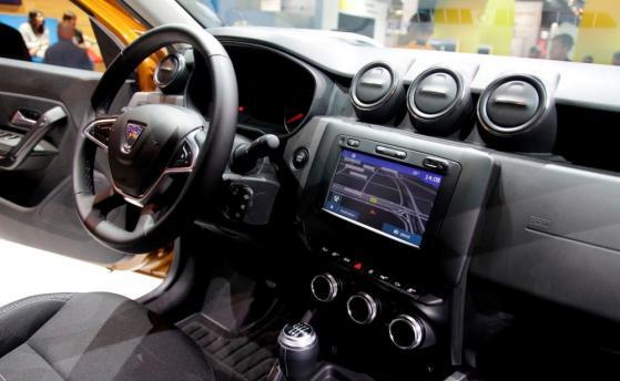 Dacia Duster SUV 4X4 Diesel