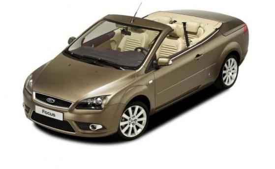 Ford Focus Convertible