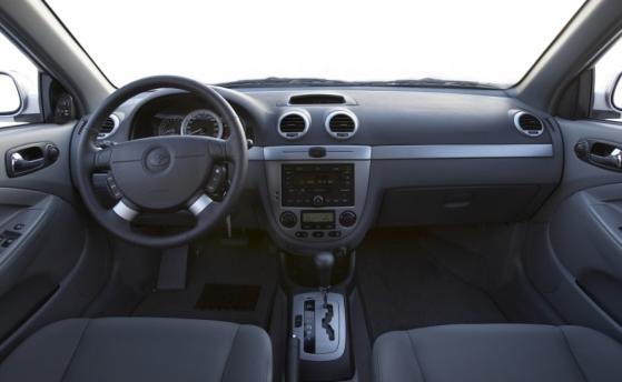 Chevrolet Lacetti Automatic