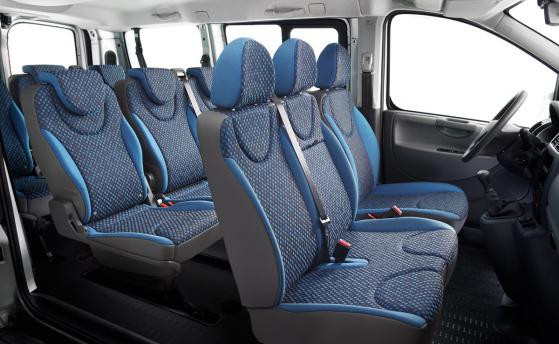 Fiat Scudo 9-seater Mini Van
