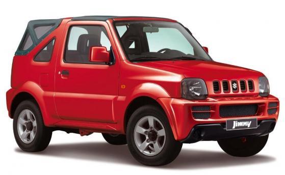 Suzuki Jimny 4X4 / SUV
