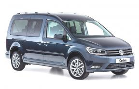 VW Caddy 7-seater Mini Van