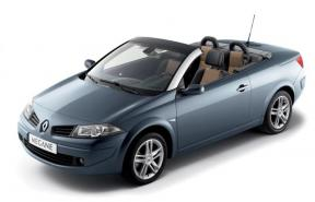 Renault Megane Convertible Automatic